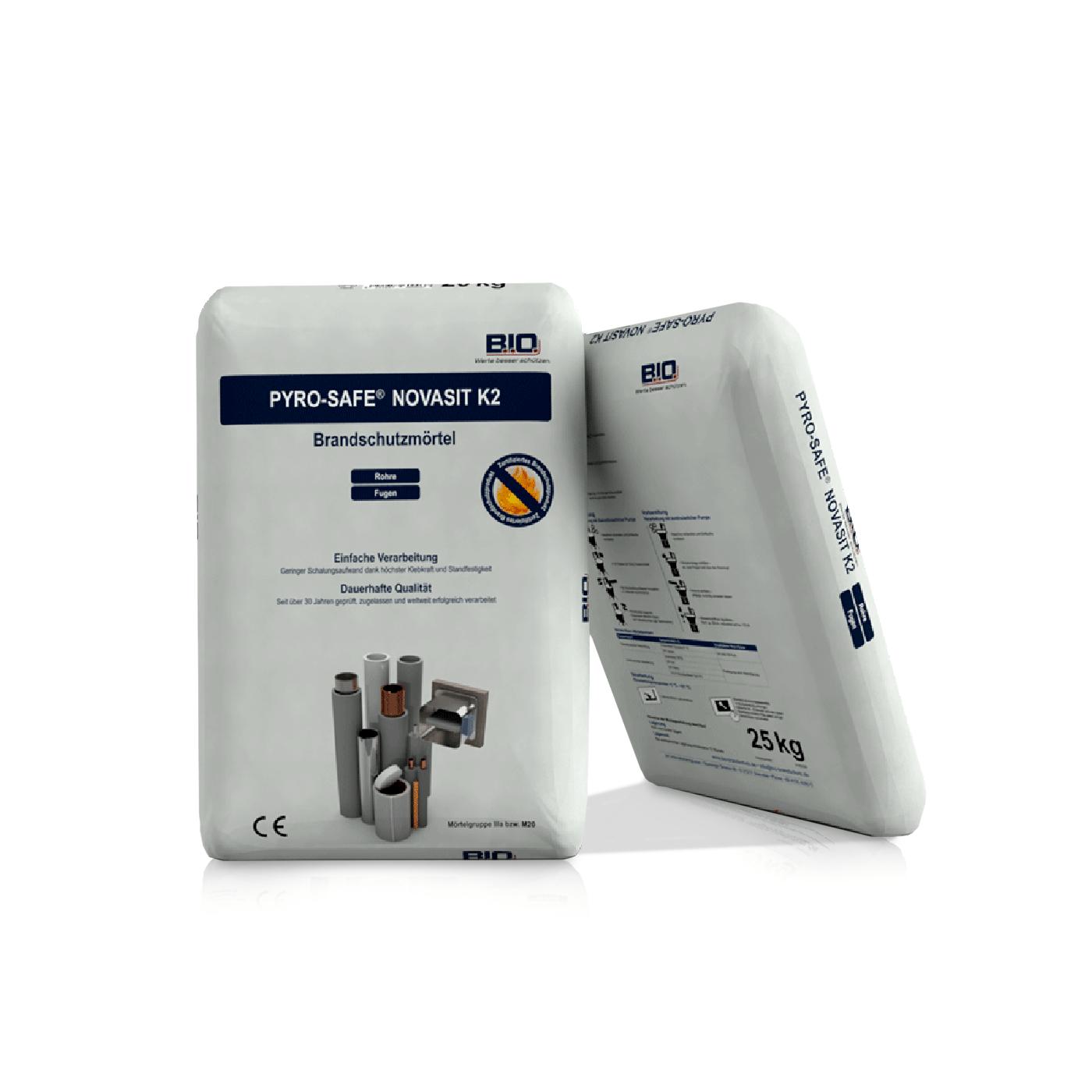PYRO-SAFE® NOVASIT K2